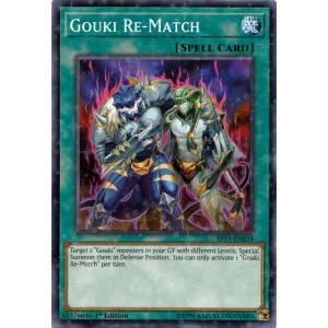 Gouki Re-Match (Starfoil Rare)