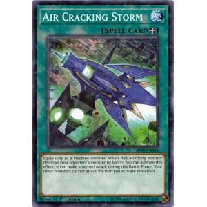 Air Cracking Storm (Starfoil Rare)