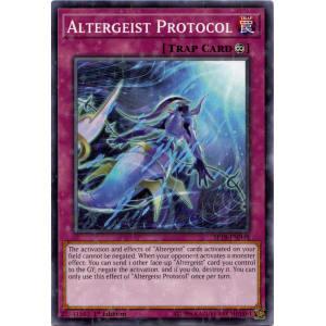 Altergeist Protocol (Starfoil Rare)