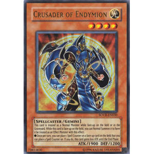 Crusader of Endymion (Ultra Rare)