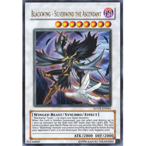 Blackwing - Silverwind the Ascendant (Ultra Rare)