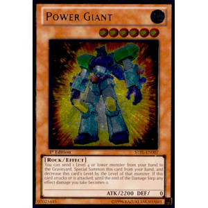 Power Giant (Ultimate Rare)