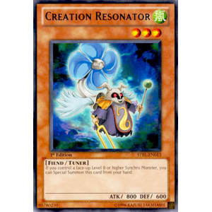 Creation Resonator