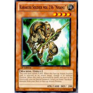 Karakuri Soldier mdl 236 ''Nisamu''