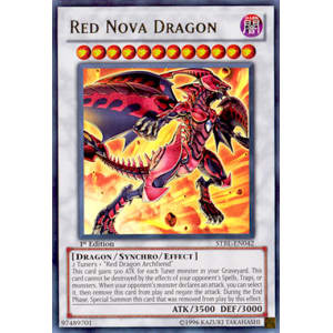 Red Nova Dragon (Ultra Rare)