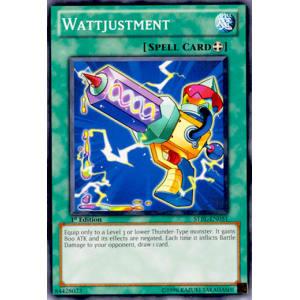 Wattjustment