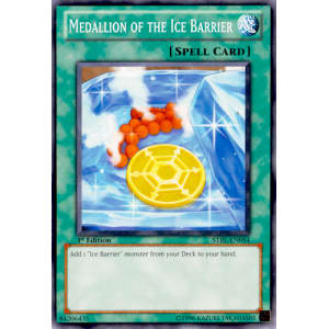 Medallion of the Ice Barrier