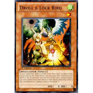 Droll & Lock Bird