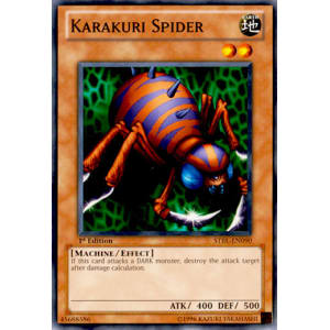 Karakuri Spider