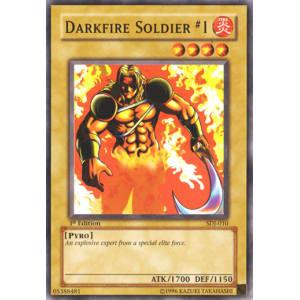 Darkfire Soldier No 1