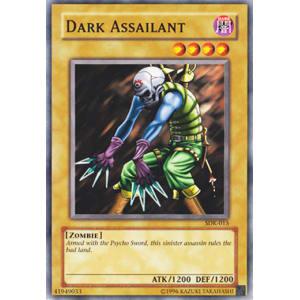 Dark Assailant