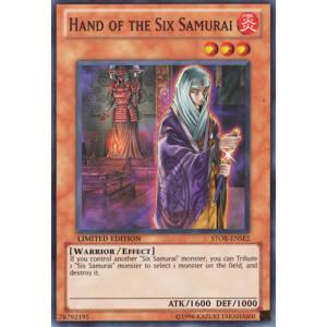 Hand of the Six Samurai