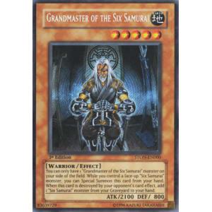 Grandmaster of the Six Samurai (Secret Rare)