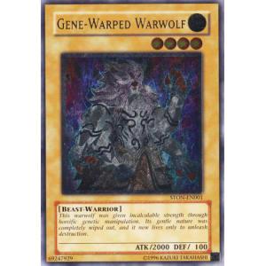 Gene-Warped Warwolf (Ultimate Rare)
