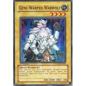 Gene-Warped Warwolf (Super Rare)