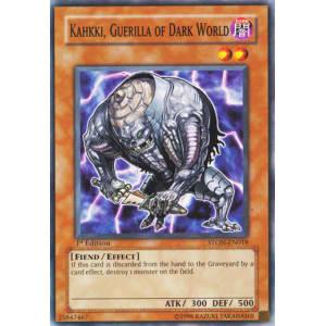 Kahkki, Guerilla of Dark World