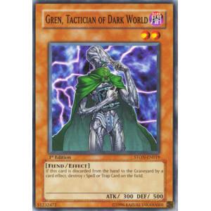 Gren, Tactician of Dark World