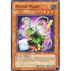 Puppet Plant