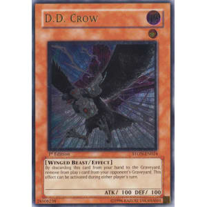 D.D. Crow (Ultimate Rare)