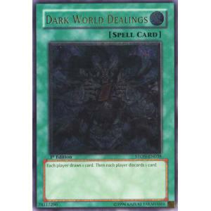 Dark World Dealings (Ultimate Rare)