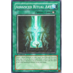Advanced Ritual Art
