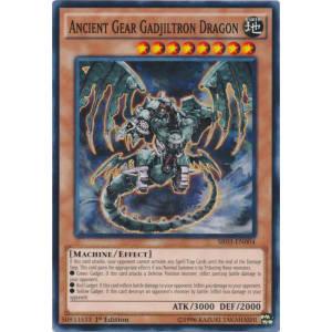1x Ancient Gear GADJILTRON Dragon-sdgr-geargia rampage Yu-gi-oh
