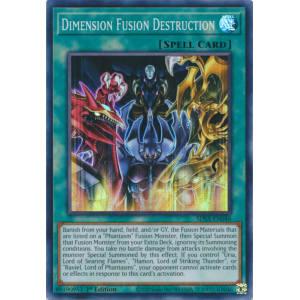Dimension Fusion Destruction