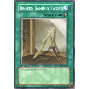 Broken Bamboo Sword
