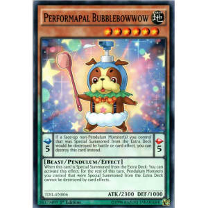 Performapal Bubblebowwow