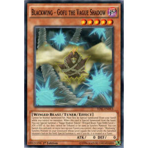 Blackwing - Gofu the Vague Shadow