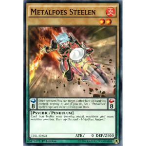 Metalfoes Steelen