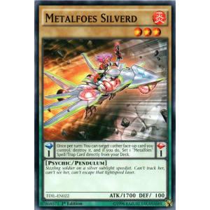 Metalfoes Silverd
