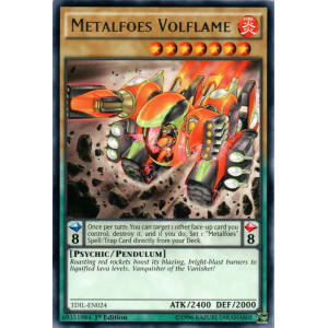 Metalfoes Volflame