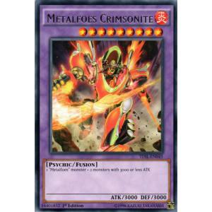 Metalfoes Crimsonite