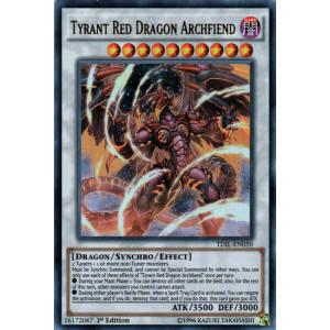 Tyrant Red Dragon Archfiend