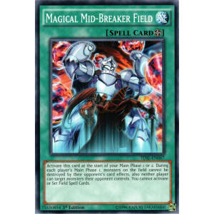 Magical Mid-Breaker Field