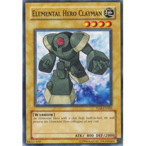 Elemental Hero Clayman