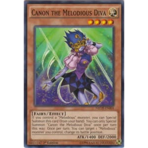 Canon the Melodious Diva