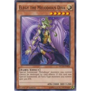 Elegy the Melodious Diva