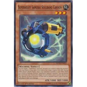 Superheavy Samurai Soulbang Cannon
