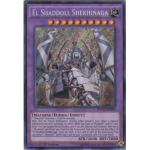 El Shaddoll Shekhinaga (Secret Rare)