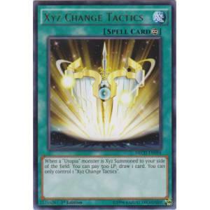 Xyz Change Tactics