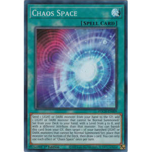 Chaos Space