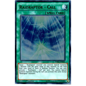 Raidraptor - Call