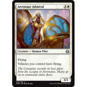 Aeronaut Admiral