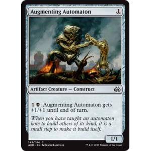 Augmenting Automaton