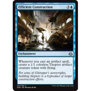 Efficient Construction