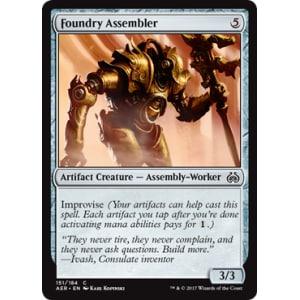 Foundry Assembler