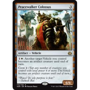 Peacewalker Colossus