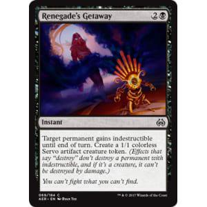 Renegade's Getaway